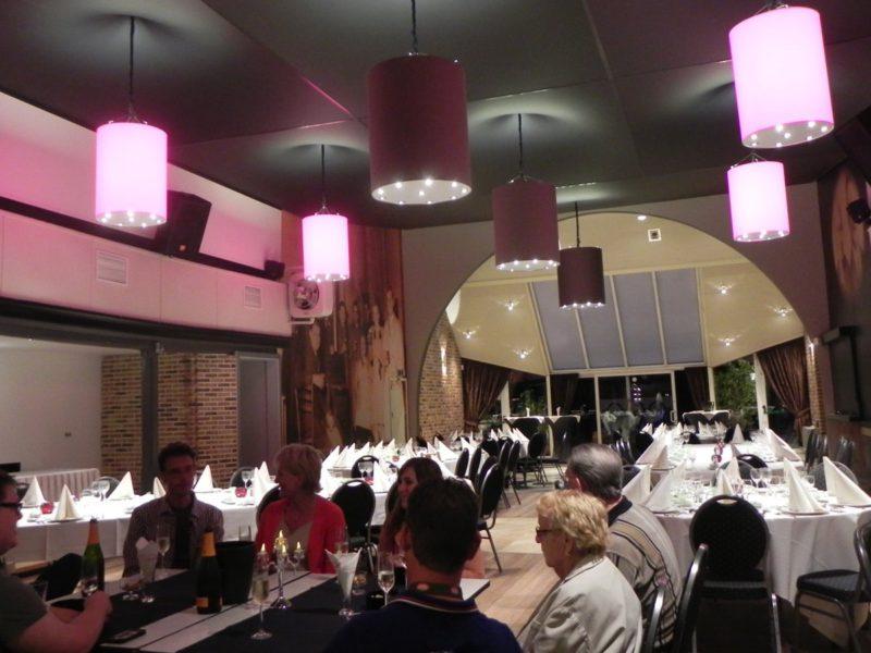 spanplafond restaurant antwerpen