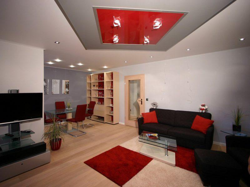 spanplafond prijzen woonkamer